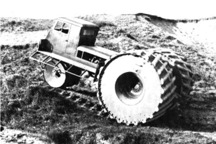 Необычная техника инженерных войск (28 фото)