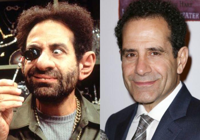 Актеры из комедии «Люди в черном» тогда и сейчас (9 фото)