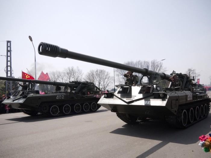 Какими силами располагает Северная Корея (21 фото)