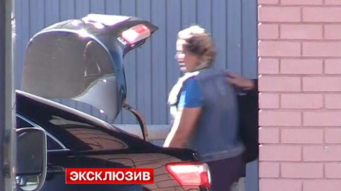 Евгению Васильеву, фигурантку дела о хищениях в «Оборонсервисе», освободили досрочно (2 фото)