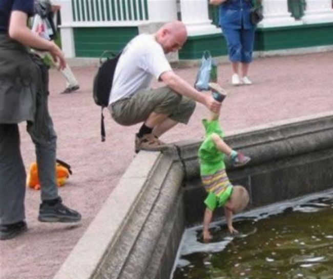 Отцы и дети (39 фото)