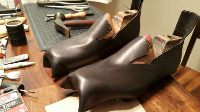 Колодки для пошива обуви сделать своими руками