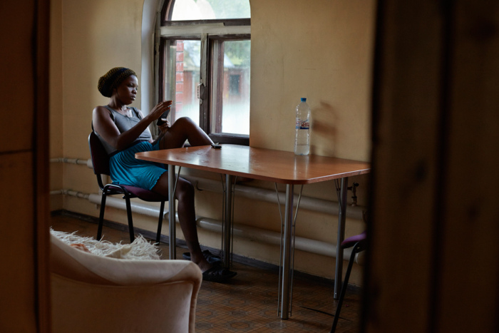 Девушки-нигерийки рассказали об ужасах сексуального рабства в России (18 фото)