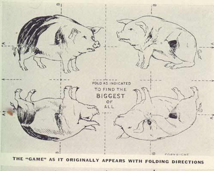 Головоломка в журнале Life, 1939 год (3 фото)