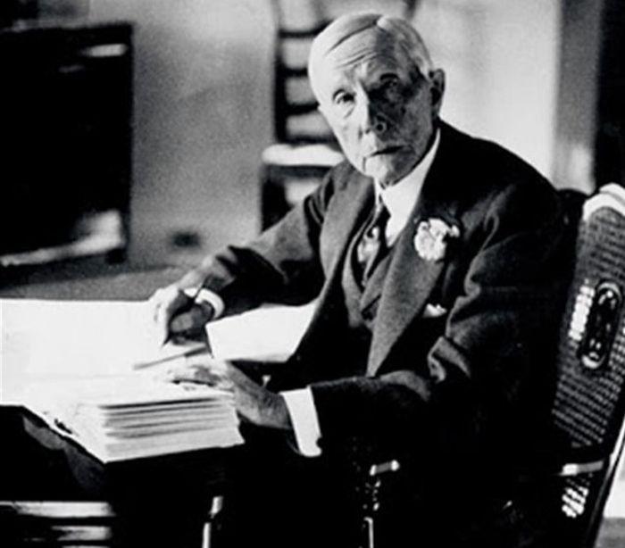 Известные цитаты первого долларового миллиардера Джона Рокфеллера (14 фото)