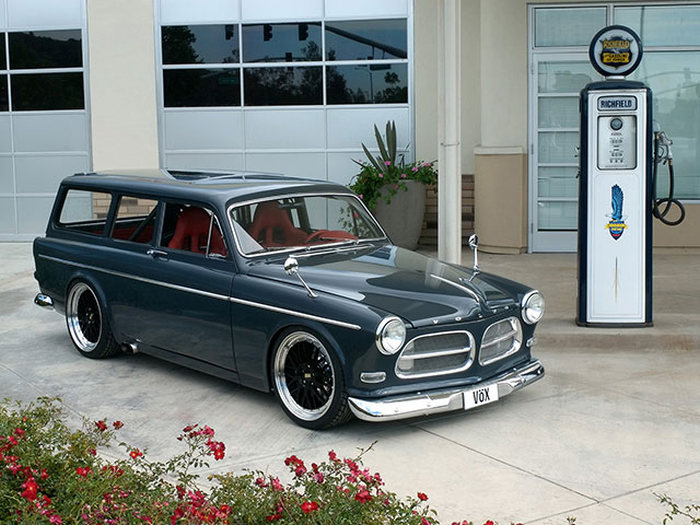 Старые авто для истинных ценителей классики (24 фото)