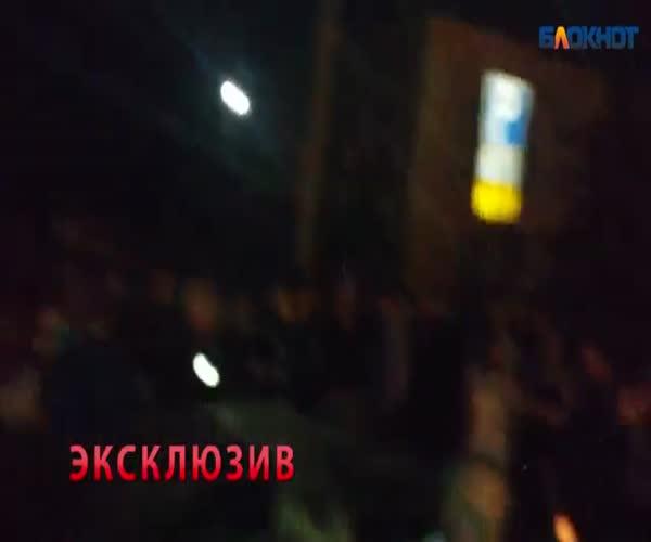Жители Ростовской области устроили самосуд над пьяным водителем