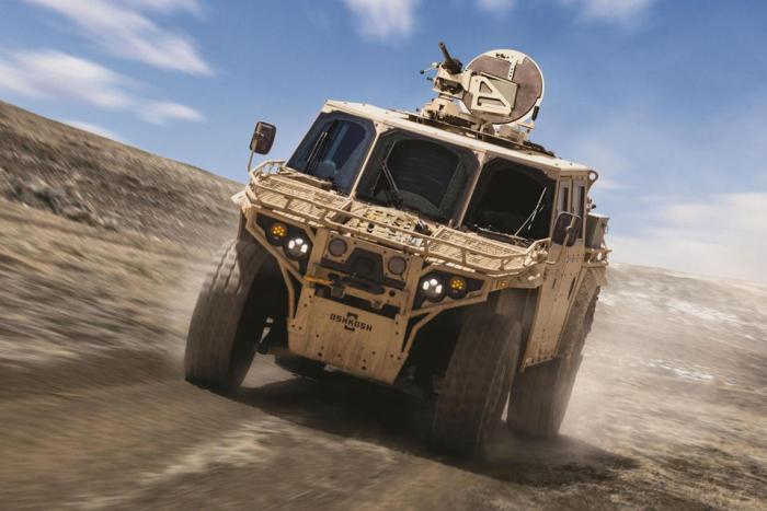 Лучшие армейские внедорожники (20 фото)