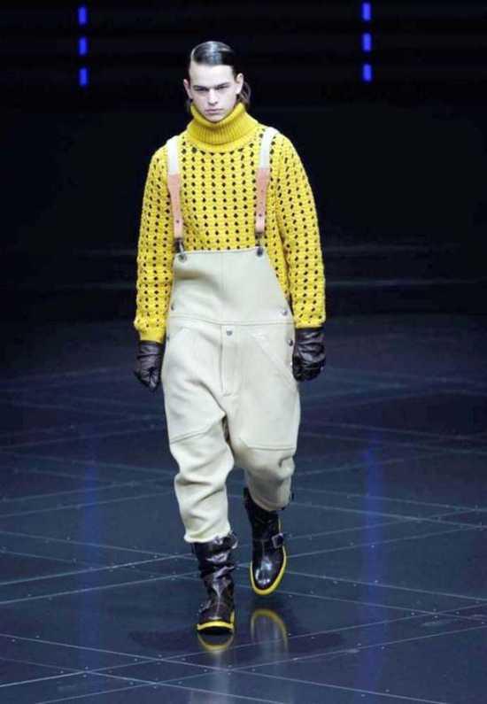 Модные тенденции этой осени (22 фото)
