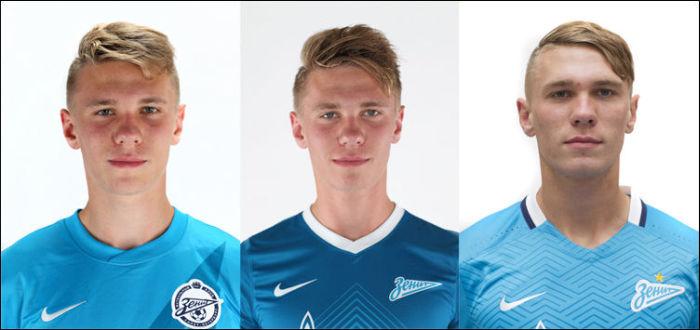 Игроки молодежной команды «Зенит» и «Зенит»-2 в 2011 году и сейчас (23 фото)