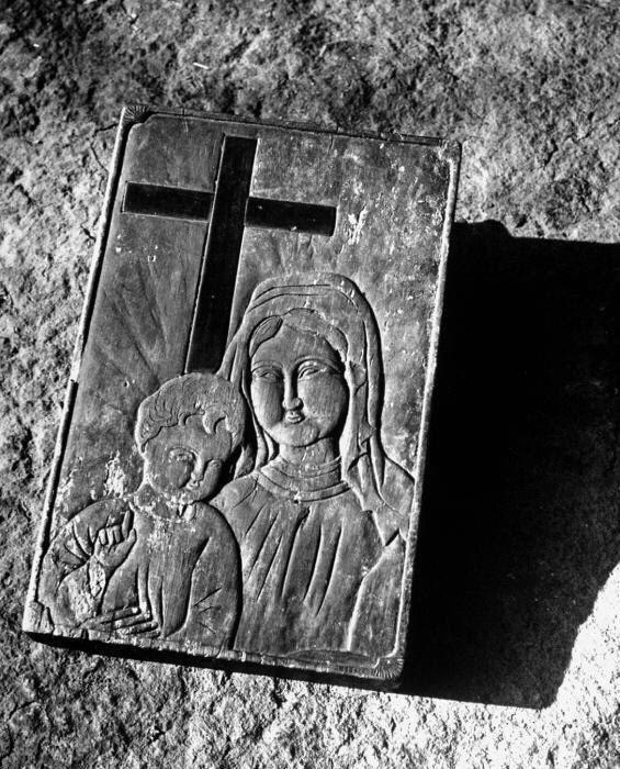 Христианское иконописание в Японии (5 фото)
