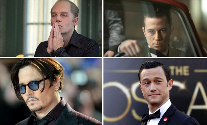 Известные актеры, изменившиеся до неузнаваемости благодаря гриму (22 фото)