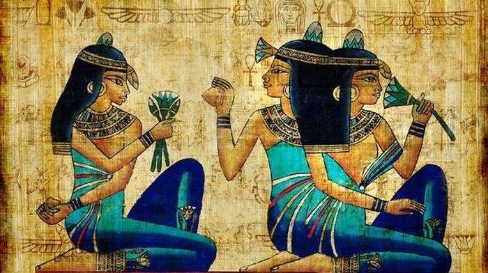 Любопытные факты о Древнем Египте (25 фото)