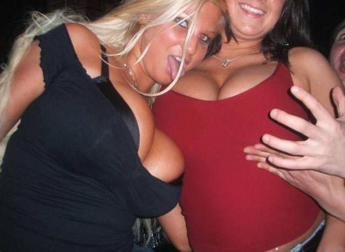 Забавные девушки. Часть 29 (48 фото)