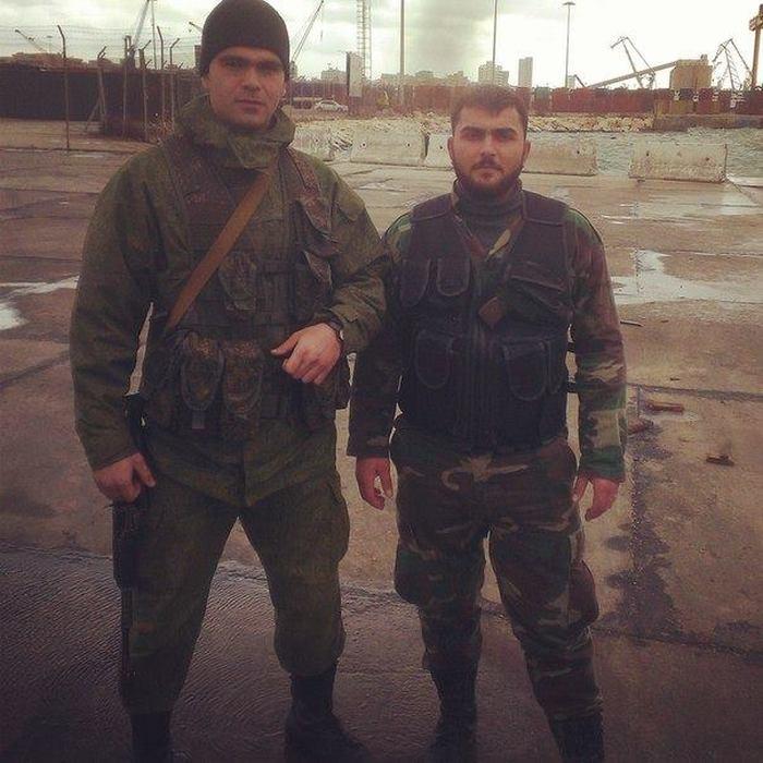 Россию подозревают в военном присутствии на территории Сирии (38 фото)