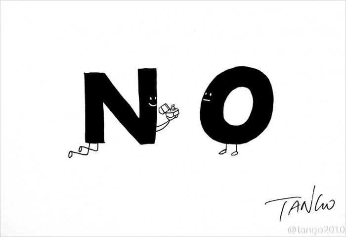 Остроумные комиксы от креативного художника Tango (21 картинок)