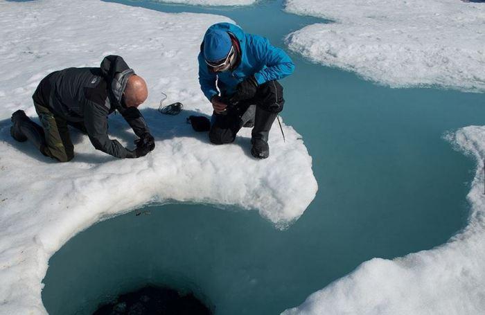 Невероятные красоты Арктики, которых вскоре может не стать (10 фото)
