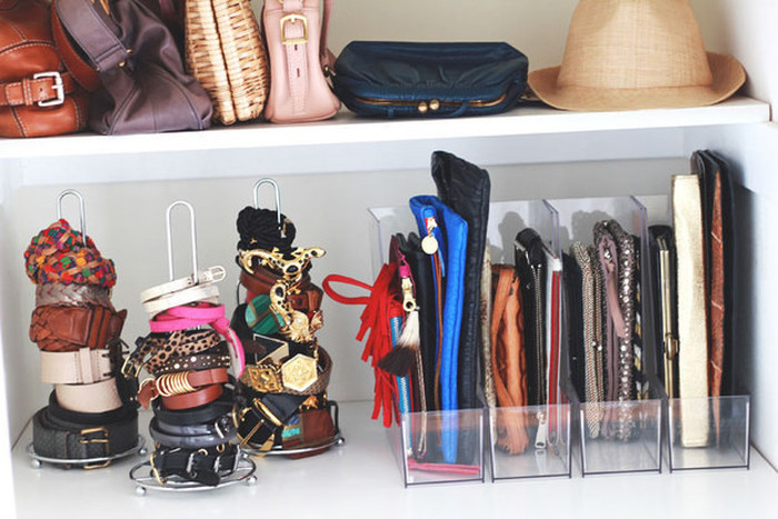 Неожиданные способы хранения различных вещей в вашем доме (40 фото)