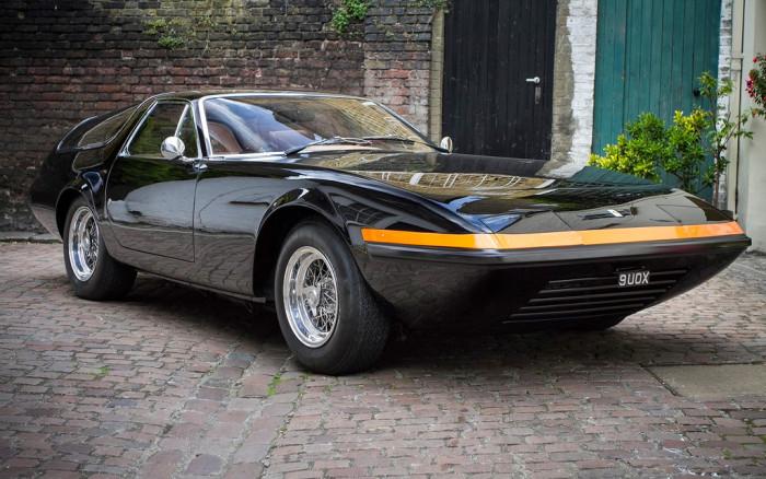 Единственный универсал Ferrari 365 GTB/4 Daytona Shooting Brake выставлен на продажу (6 фото)