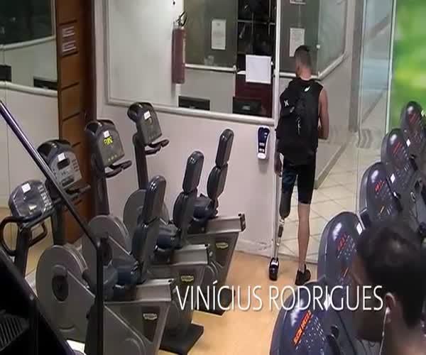 Паралимпийцы показывают мастер-класс
