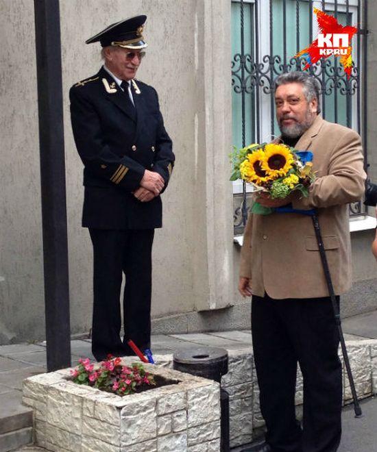 84-летний Актер Иван Краско женился на 24-летней Наталье Шевель (4 фото)