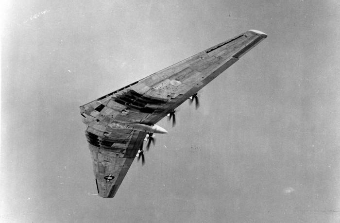 «Летающее крыло» американских ВВС (24 фото)