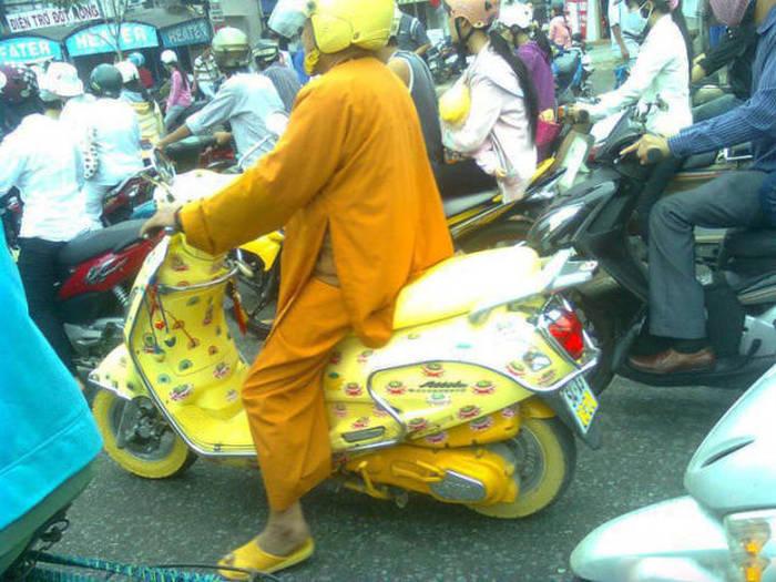 Забавные снимки из стран Азии (45 фото)