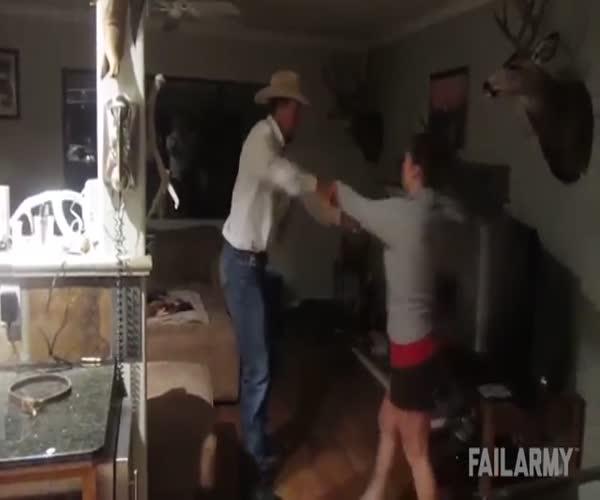 Неудачные танцы