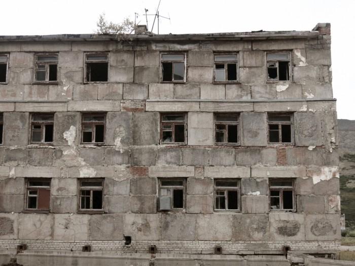 Забытый военный город Гудым (28 фото)