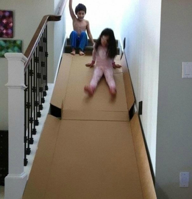 Простые лайфхаки, которые пойдут на пользу всем родителям (12 фото)