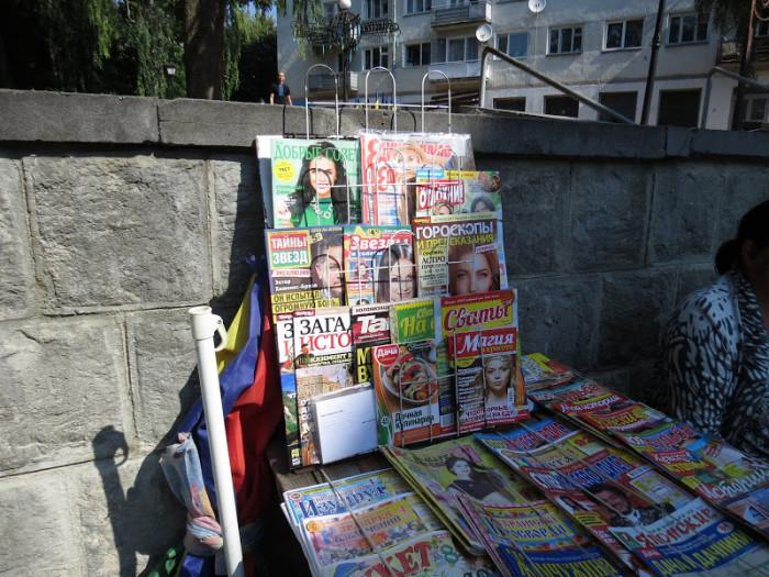 Современная Украина глазами москвича (62 фото)