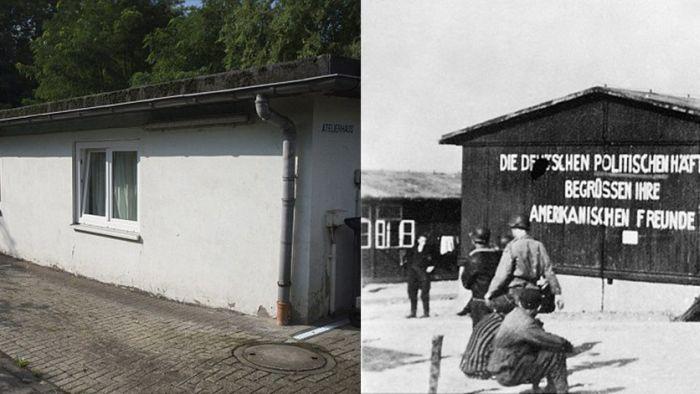 В Германии 20 беженцев поселили в бывший концлагерь Бухенвальд (7 фото)