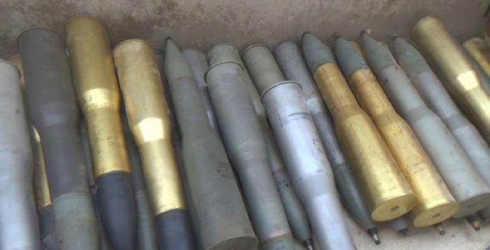 У боевиков ИГИЛа появилось химическое оружие (3 фото)