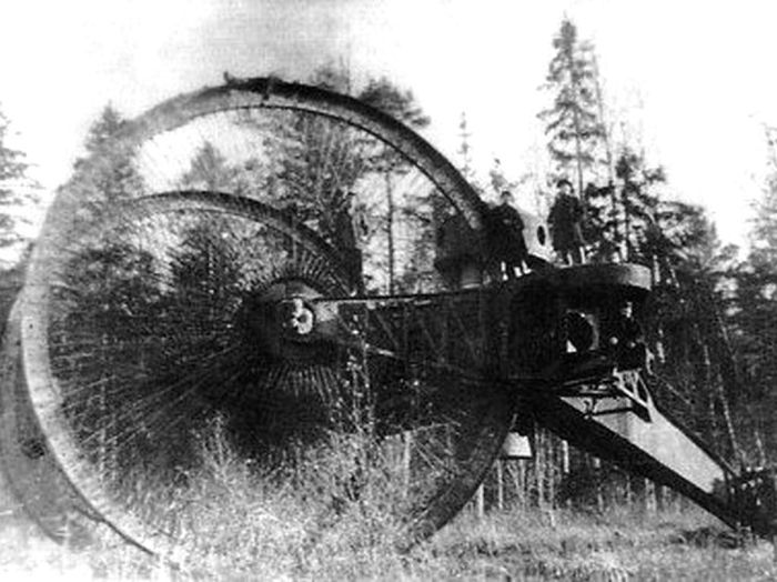 Удивительные изобретения отечественных изобретателей (12 фото)