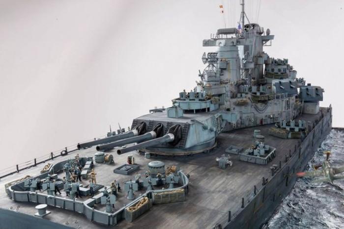 Удивительно реалистичные модели кораблей (31 фото)