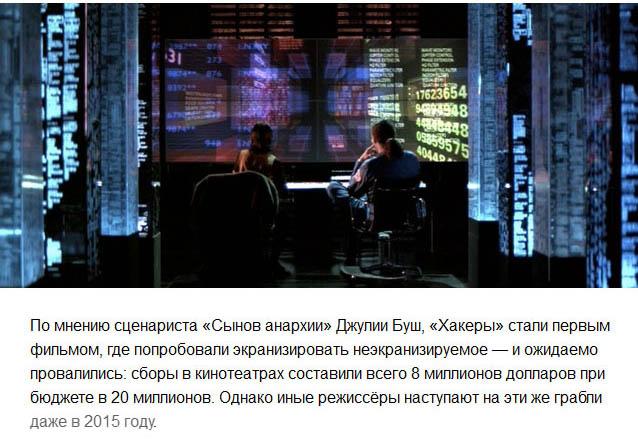 Двадцатилетие «Хакеров»: как полный стереотипов фильм предсказал будущее (8 фото)