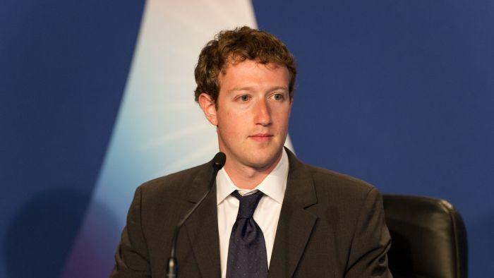 Марк Цукерберг рассказал о скором появлении кнопки Dislike в Facebook (3 фото)
