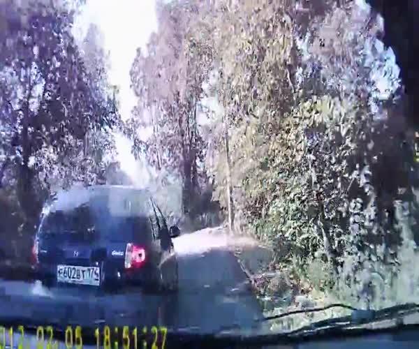 Отказавшие тормоза испортили День рождения