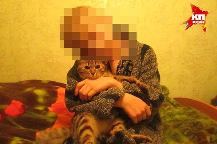 В Балаково ученики начальной школы зверски убили котят (2 фото)