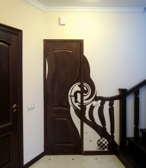 Рисунки для входных дверей фото 633-386