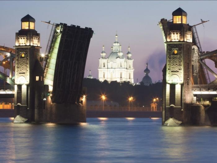 Санкт-Петербург - самый красивый город в Европе (22 фото)