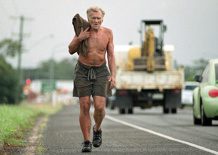 Майкл (Михаил) Фоменко – «настоящий Тарзан» (5 фото)