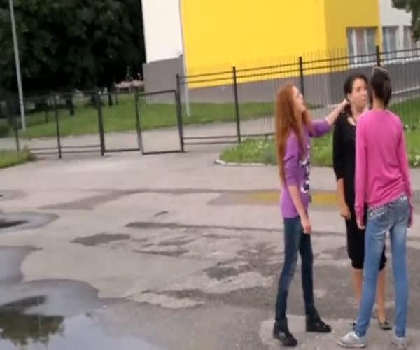 Жестокие современные подростки