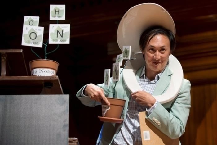 Лауреаты Шнобелевской премии 2015 (4 фото)