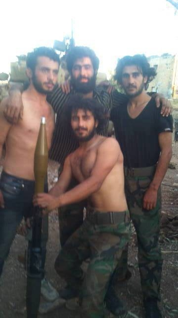Как 300 сирийских спецназовцев 3 года героически удерживали авиабазу (7 фото)
