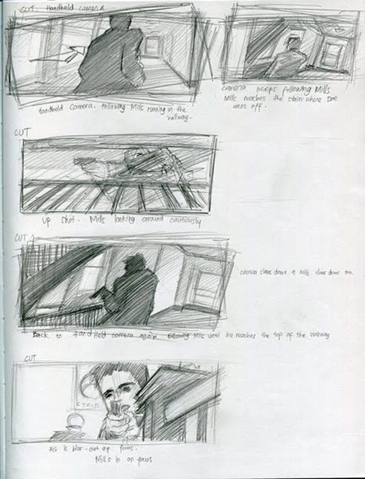 История создания психологического триллера «Семь» (35 фото + видео)