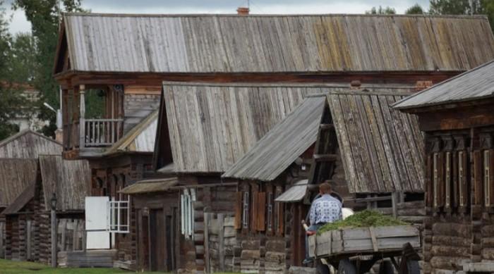 Пять страшных и жутких мест России (16 фото)