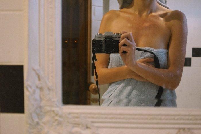 Свадебная фотография в стиле селфи (10 фото)