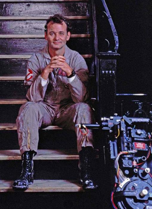 Фотографии со съемочных площадок известных голливудских фильмов (30 фото)