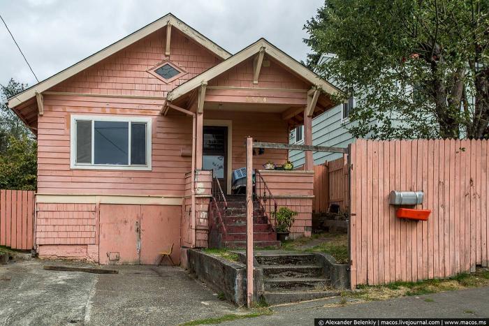 Дом-притон в Сиэтле за 270 000 долларов (22 фото)